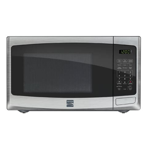 Sears Countertop Microwave by Kenmore 73093 0 9 Cu Ft Countertop Microwave Stainless
