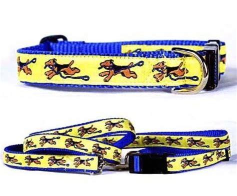 welsh terrier leash set mighty mite dog gear