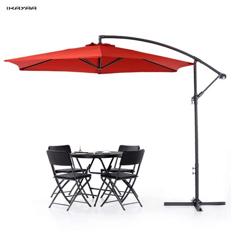 aliexpress umbrella online buy wholesale cantilever patio umbrella from china
