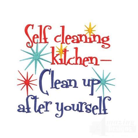 clean kitchen self cleaning kitchen