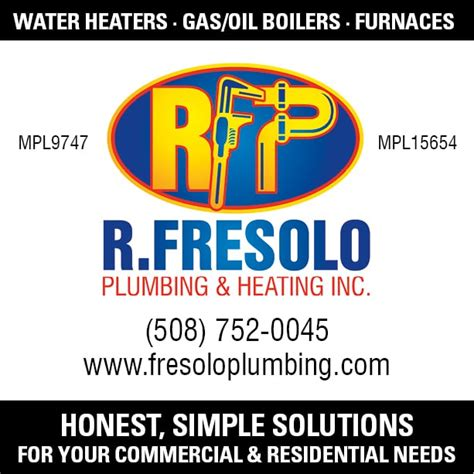 R R Plumbing by R Fresolo Plumbing Heating 60 Photos Plumbing 330
