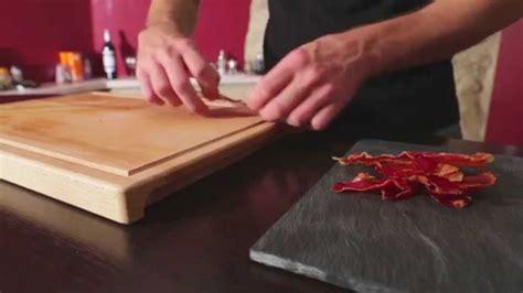 Chips Tuile by Chips De Jambon Cru Et Tuiles De Parmesan
