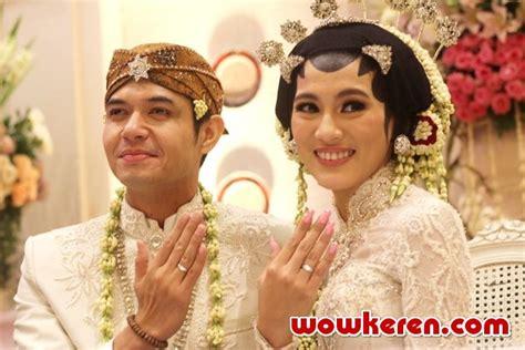 Baju Akad Nikah Alyssa Soebandono foto galeri pernikahan dude harlino dan alyssa soebandono foto 9 foto galeri pernikahan dude