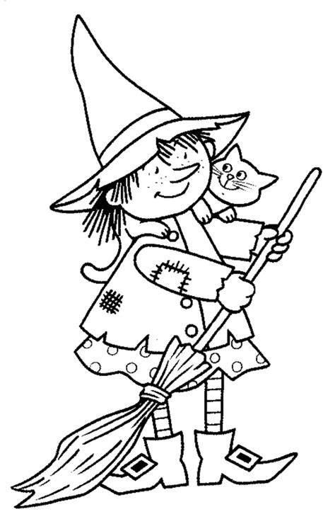 free halloween coloring pages 2 witch 5 halloween