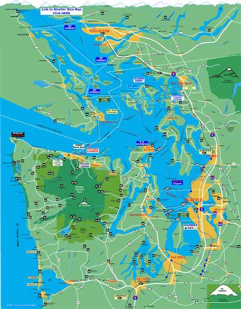 pug et popular 254 list puget sound map