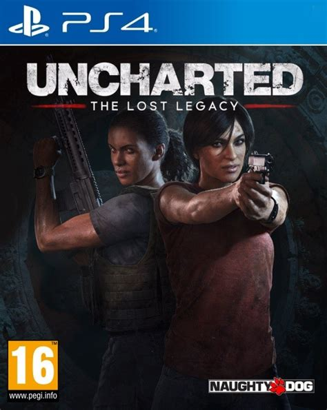 Kaset Ps 4 Uncharted The Lost Legacy Ps4 rent uncharted the lost legacy for playstation 4 ps4 in