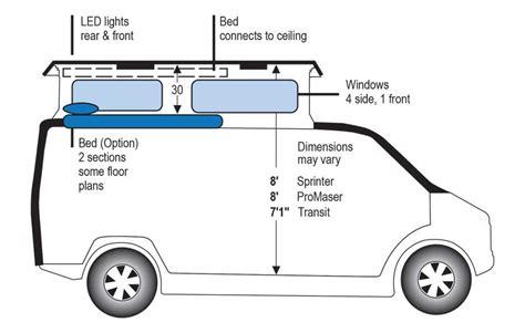 best vans for cer conversion pop top roof best home design interior