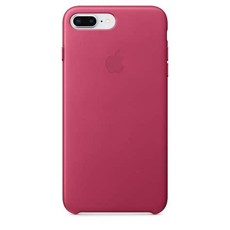 fundas gucci iphone 7 plus iphone 8 plus 7 plus leather case pink fuchsia apple