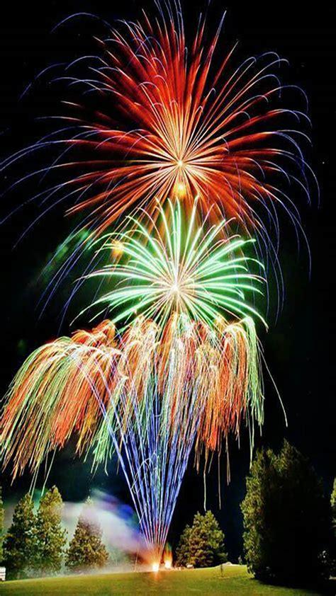 firework wallpaper happy  year   mi