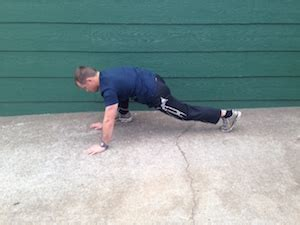 Trucker Do It On All Fours team run smart four bodyweight workouts any trucker can do