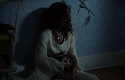 annabelle doll trailer annabelle trailer reveals genesis of the haunted doll