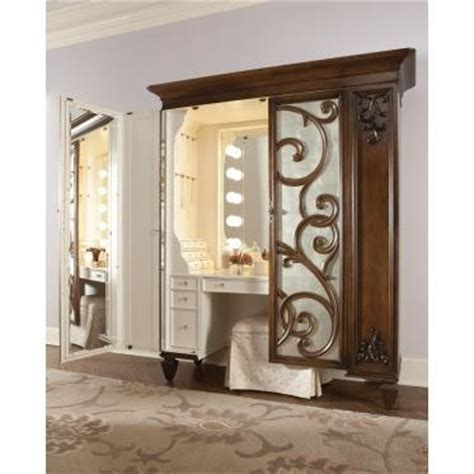 Vanity Armoire by Armoire Vanity Home