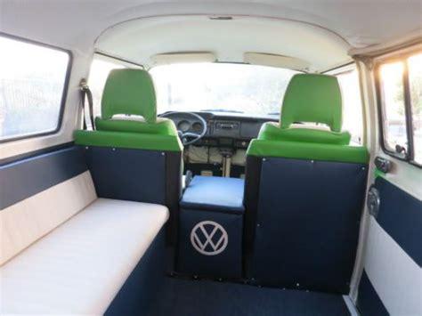 new volkswagen bus interior purchase used 1968 vw bus van kombi celebrity style