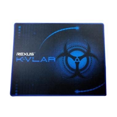 Rexus Mousepad Gaming Kvlar T1 jual rexus kvlar t3 mousepad gaming harga kualitas terjamin blibli