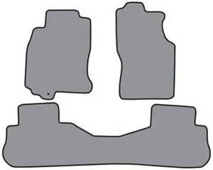Infiniti Fx35 Floor Mats Carpet 2003 2005 Infiniti Fx35 2pc Fronts 1pc Rear Cutpile 3pc