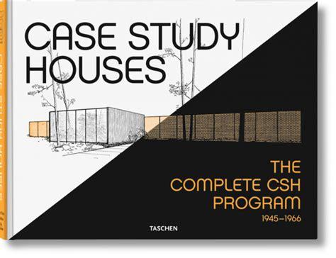 case study houses taschen verlag