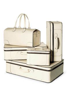 The Luxury Of Valextra by Fashion Accessories Luggage Sets Adoringly On