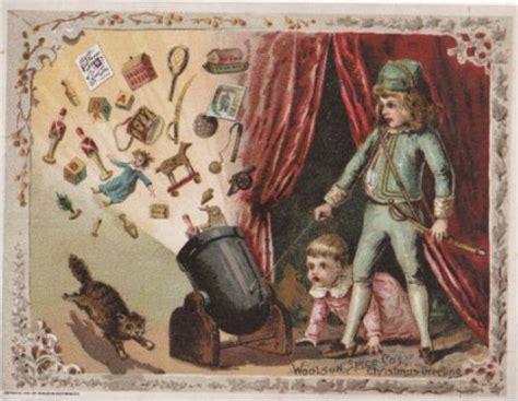 victorian xmas cards