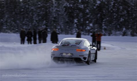 porsche winter porsche winter driving experience may the ice force be