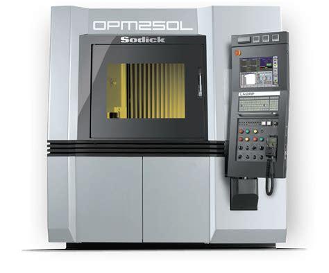 Printer 3d Metal opm250l metal 3d printer sodick