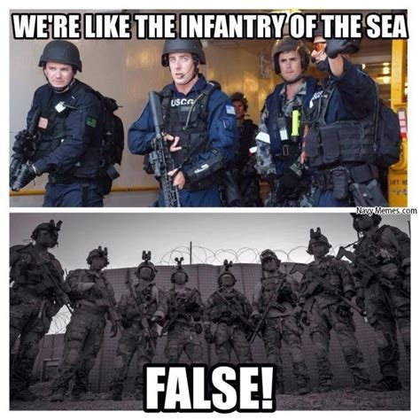 Infantry Memes - infantry of the sea navy memes clean mandatory fun