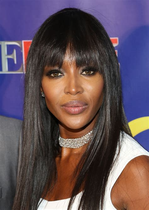 naomi cbell hairstyle bangs pictures naomi cambell bangs the 30 most iconic fringe moments of
