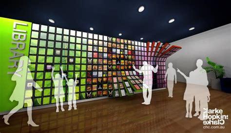 ipad wall apples tablet   design interior