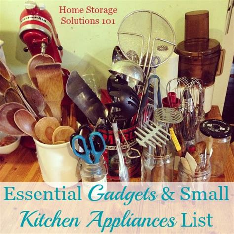 essential appliances for a new home finest kitchen kitchen essential gadgets small kitchen appliances list