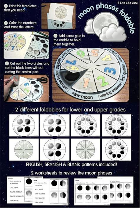 edu science moon phase light 87 best light and color images on pinterest teaching