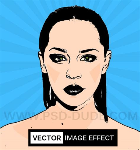 tutorial photoshop cs3 cartoon effect image to vector in photoshop photoshop tutorial psddude