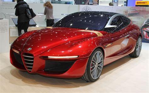 Alfa Romeo Four Door by Alfa Romeo Gloria Concept Is Sleek Four Door Forbidden