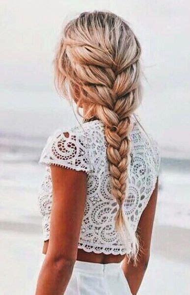 easiest type of diy hair braiding best 25 french braids ideas on pinterest french braid