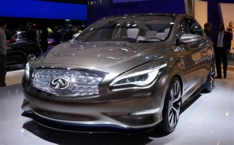Infiniti 2020 Vehicles by Infiniti 2020 Infiniti Essence Concept My Car And More