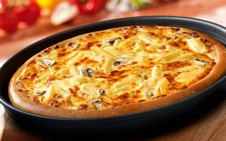 Mac N Cheese Pizza Hut 10 of the sexiest weirdest and most delicious pizzas