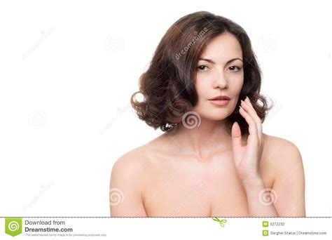 beautiful middle aged woman beautiful middle aged woman stock photo image 5272232