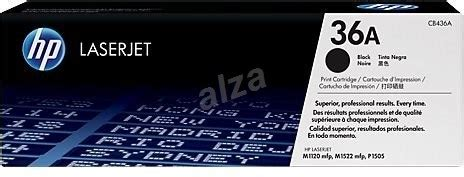 Heating Element 36a For Use In Laserjet P1505m1522 hp no 36a cb436a black toner alzashop