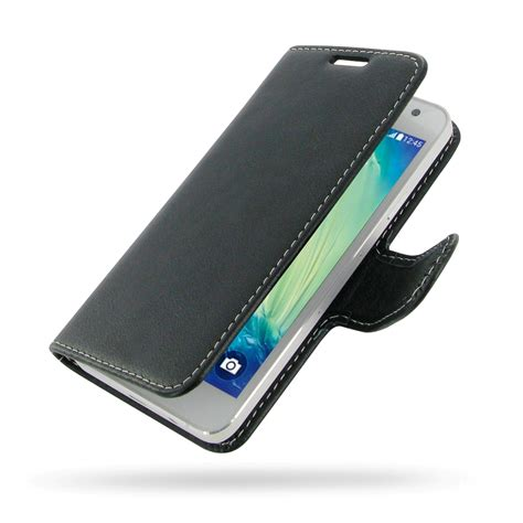 Mofi Leather Samsung Galaxy A3 samsung galaxy a3 leather flip carry cover pdair wallet