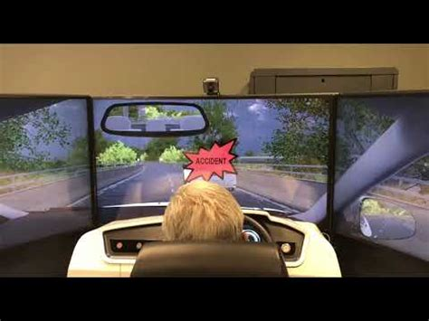 Simulation Driving At Comfort Delgro Driving Centre Youtube