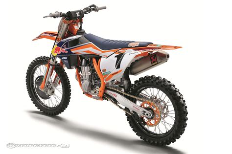 Ktm 450 Factory 2016 Ktm 450 Sx F And 250 Sx F Factory Edition Look