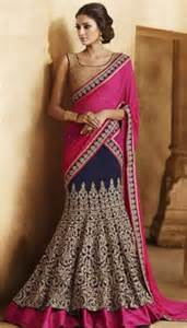 Drape Lehenga Saree Most Popular Ways To Drape A Lehenga Saree Brijraj Fashion