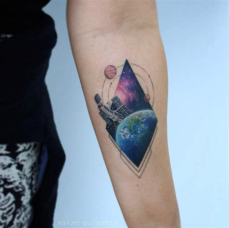 science tattoos 30 amazing science tattoos to out on tattooblend