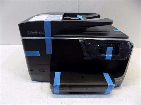 Original Printer Hp Officejet Pro 8710 Print Scan Copy Duplex hp officejet pro 8710 all in one printer ebay