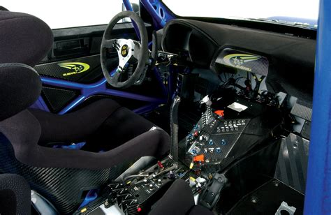 Rally Auto Innen by 2005 Subaru Wrc Interior Flickr Photo