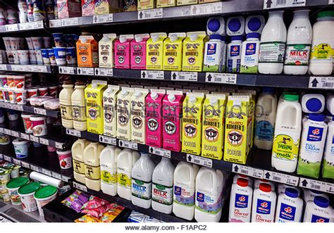 Shelf Store Cape Town by Milk Cartons In Grocery Stock Photos Milk Cartons In