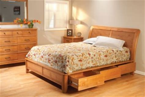 Bedroom Sets Homemakers Whittier Wood Pacific 4 King Storage Bedroom Set