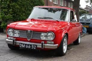 Alfa Romeo Giulietta Vintage Alfa Romeo Giulia Twinspark