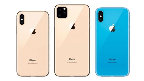 apple releasing three new iphone s in 2019 iphone 11 max iphone 11 iphone 11 r confirmed