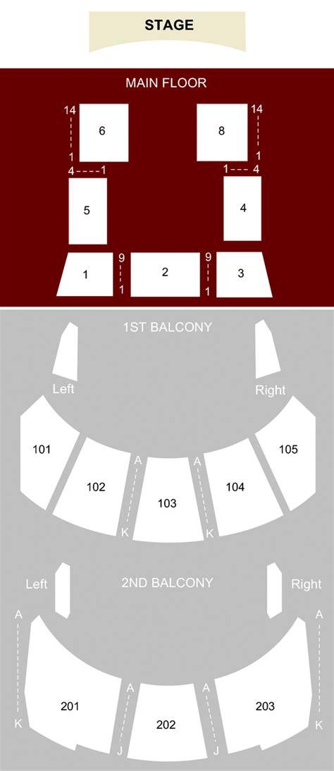 hammerstein ballroom layout hammerstein ballroom new york ny seating chart stage