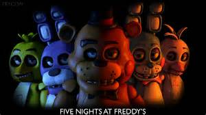 Five night at freddy s wallpaper wallpaperplay