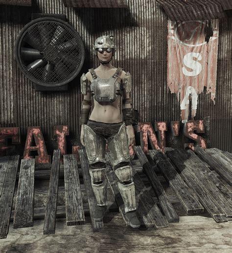 fallout 4 armor revealing combat armor fallout 4 mod fo4